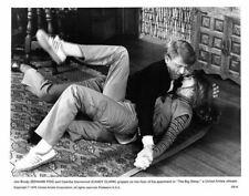 The Big Sleep original 8x10 photo 1978 Edward Fox fights with Candy Clark