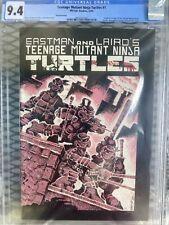TMNT #1 3rd print CGC 9.4 First Teenage Mutant Ninja Turtles