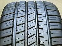 4 New MICHELIN Pilot Sport A/S 3 Plus 265/45-20 Tires 108Y R20