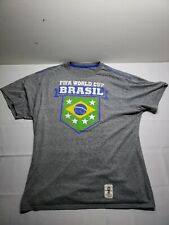 "2014 FIFA World Cup "" Brasil "" Men's L T-Shirt"