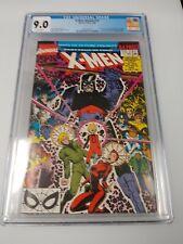 X-men Annual 14 CGC Graded 9.0 (1st Gambit Cameo)