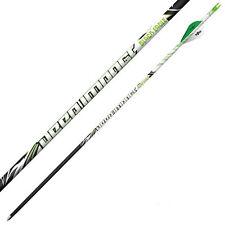 "Black Eagle Deep Impact Crested Fletched Arrows .003"" 6 Pack 350 DI-Fletch-0007"