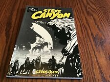 Steve Canyon by Milton Caniff 1950 Comics Checker Publishing out of print