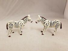 Playmobil Animal Zoo Bundle of 2 Zebra