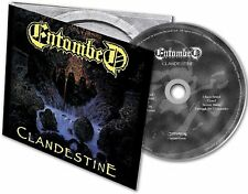 Entombed 'Clandestine' Digipak CD - NEU