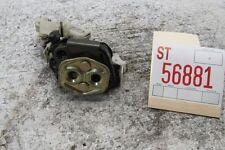 95 96 97 98 99 NISSAN MAXIMA LEFT DRIVER REAR DOOR LOCK LATCH ACTUATOR STRIKER