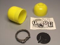 METALL: Miniatur Metallrahmen - Runder Rahmen (ungebaut mit BPZ im Ei) 1988