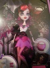 Draculaura monster high ghouls Rule muñeca 2012 nuevo en caja