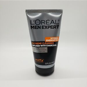 L'Oreal Men Expert Hydra Energetic Extreme Cleanser Infused with Charcoal 5.0 Oz