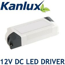 Kanlux 60w Driver AC to 12v DC Power Supply Transformer for LED Light Strip Lamp