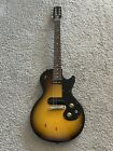 Gibson USA Melody Maker Les Paul 2010 Sunburst Single Coil Guitar + Gig Bag for sale