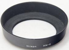 NIKON HN-2 Hood - Genuine Nikon - Ai 28mm 2.8D, 35-70mm 3.3-4.5, 24-70mm IX