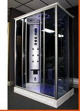 Two Person Steam Shower Room.Aromatherapy,OZONE, Bluetooth,US Warranty