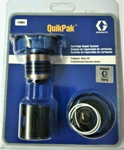 Graco 17H851 Packing Repair Kit, New QuikPak Style, For Mark VII ProContractor