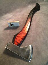 Vintage Collins Hudson Bay 2 1/4lb axe hatchet POLISHED custom JESSE REED handle