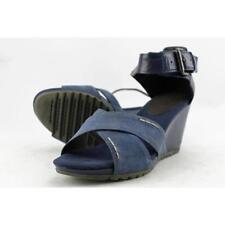 Sandali e scarpe blu zeppa Geox per il mare da donna