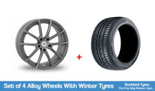 7 Series Aluminium Winter Wheels with Tyres