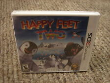 Happy Feet Two  (Nintendo 3DS, 2011)