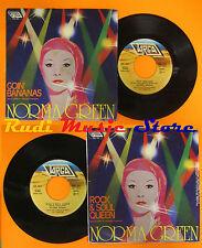 LP 45 7'' NORMA GREEN Goin'bananas Rock & soul queen 1980 italy TARGA cd mc *dvd