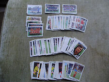 10 FKS soccer stars stickers 1977/78. Choose from list.