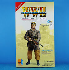DRAGON FIGURE 1:6 WW2 GERMAN 98K MP-739 Mediterranean SNIPER PARATROOPER 70357