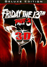 Friday the 13th - Part 3 (DVD, 2013) 1982 3-D