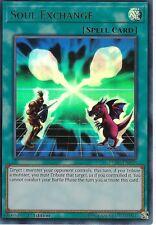 Yu-Gi-Oh: SOUL EXCHANGE - LCKC-EN038 - Ultra Rare Card - 1st Edition
