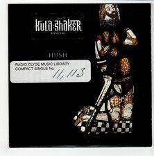 (GO540) Kula Shaker, Hush - 1997 CD