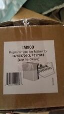 Wpw10190965, D7824706Q Ice Maker for Whirlpool 4317943