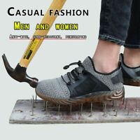 2019 Immortal Steel Toe Shoes & Safety Impact Resistant Shoe For Men Women