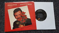 Ringo Starr/ The Beatles - Wrack my brain US 7'' Single DIFFERENT COVER
