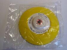 Plateau Velcro souple 160mm pour tampons de lustrage simple face MALCO