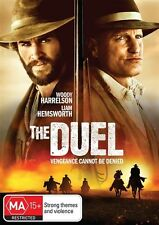 THE DUEL DVD, NEW & SEALED, REGION 4, FREE POST