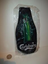Carlsberg Lager Beer Cosy Holder, Spyder The Antidote, Brand New,Combine Postage