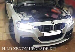 BMW 3 SERIES F30 F31 E90 E92 E46 HID XENON CONVERSION UPGRADE KIT CANBUS PRO