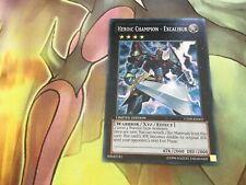 Heroic Champion - Excalibur - CT09-EN002 - Limited Edition - Secret - Yugioh
