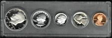 5 US Coins 1978 S Proof Set Whitman Plastic Holder