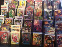 250 Comic cards + 3 sealed Packs! Marvel, DC, HULK, Wolverine, Spiderman.HOT!!!