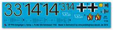 1/16 RE TIGRE 3 comp. S. pz. ABT 506 TASCA DI Ruhr 1945 998