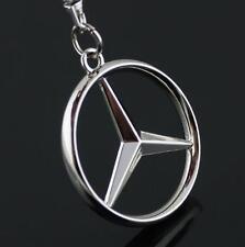 LG52 For Mercedes Benz Keyring Chain Car Logo Titanium Keyring Keychain Key Gift