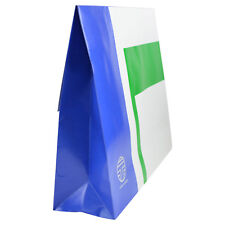 Tory Burch Gift Bag Blue Green for Large Tote Bag Shoes Wallet