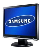 "Samsung 22"" inch SyncMaster 2232BW monitor. Display 55.9 cm (22"")"