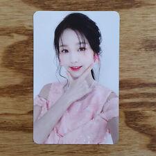 Jang Wonyoung Official Photocard IZ*ONE 1st Album Bloom*IZ I Was ver Genuine