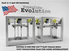 HyperCube Evolution 3D printer t-slot frame kit double Z - PD-tech - Frame only
