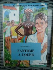 Le Sauvage - Fantôme à louer - Collection Jean-François 1962 - ill M. Prévot