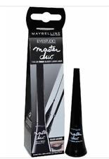 MAYBELLINE EYESTUDIO MASTER DUO LIQUID EYELINER BLACK LACQUER NEW IN BOX