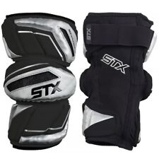 Stx Pd Apsw 02 Bk/Xx Shadow Lacrosse Arm Pads Black Medium