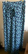 Marks and Spencer 32L Wide Leg Women's Trousers