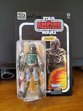 Star Wars The Black Series 6inch 40th Anniversary Boba Fett ESB