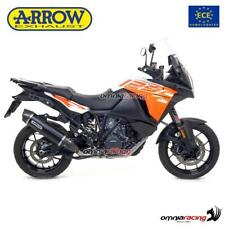 Arrow Exhaust aluminium dark approved KTM 1050/1190/1290 Super Adventure